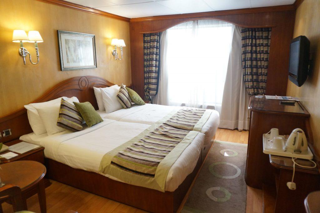 M/S Amarco II Nile Cruise cabin