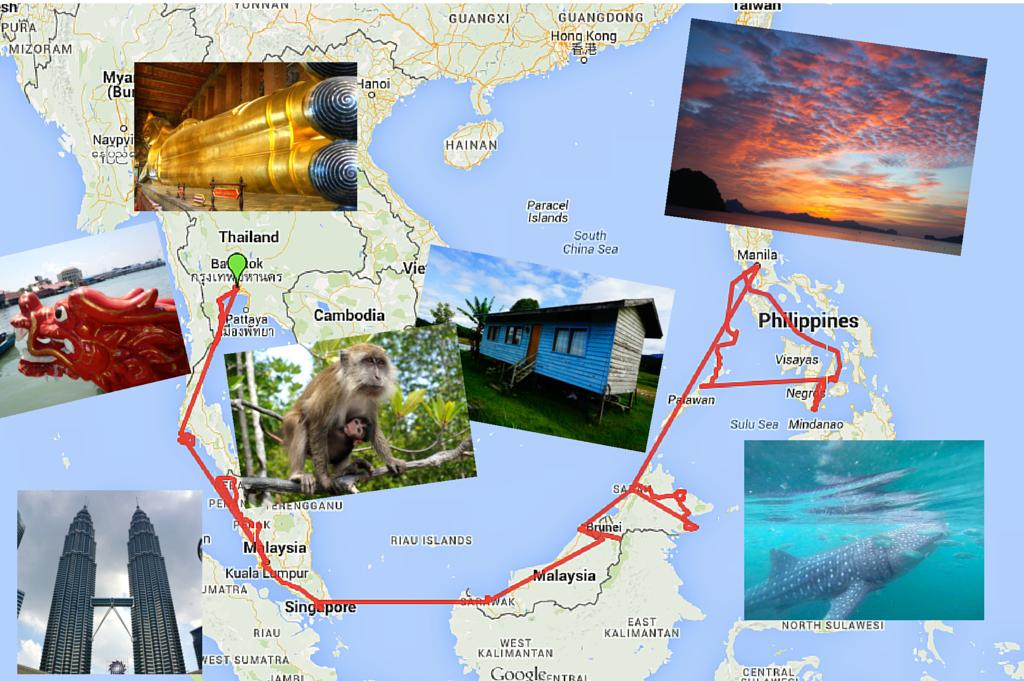 NotSoMonthly Travel Update Roaming Around the World