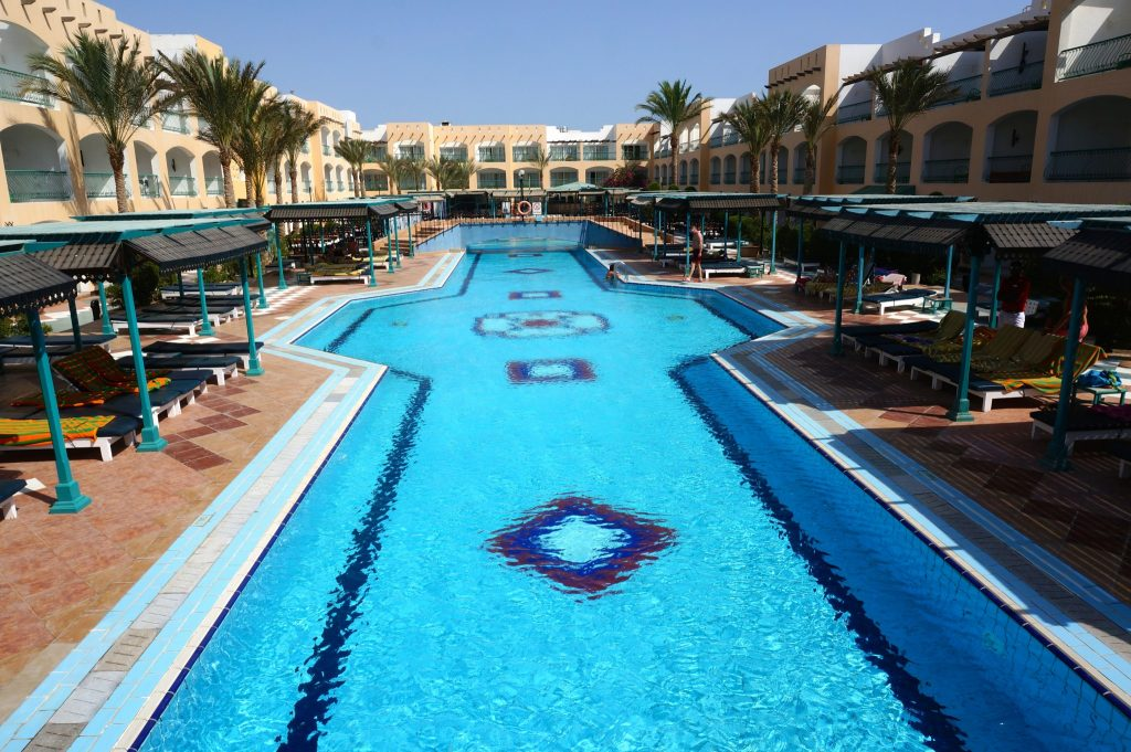 Bel Air Azur Hurghada Resort pool