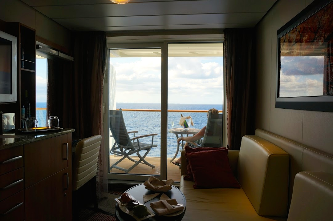 Cruise Ship Free Balcony Upgrade