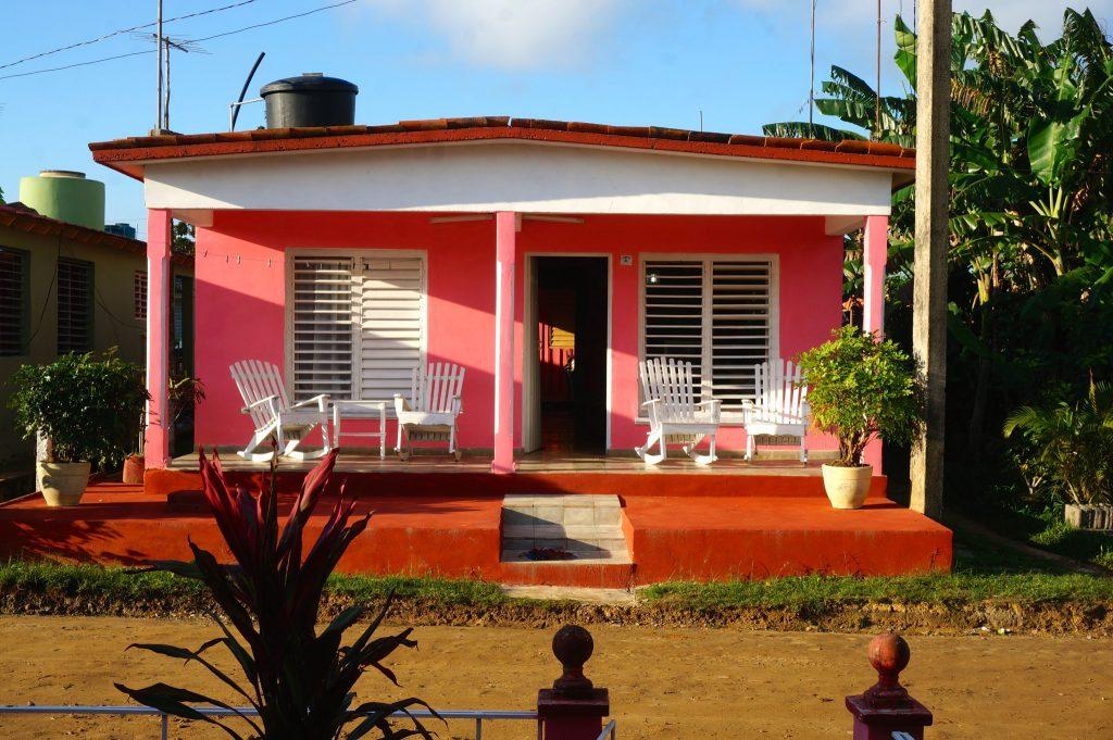 Casa particular in Viñales Cuba
