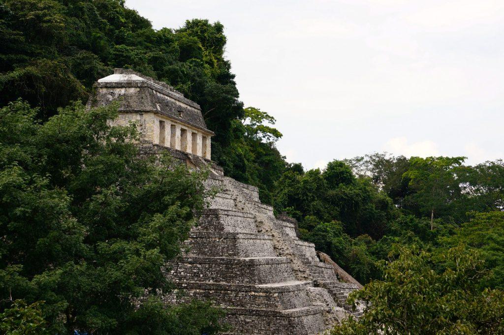 Temple de Pakal Palenque