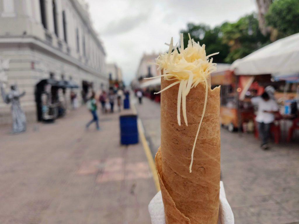 Marquesita in Merida Mexico