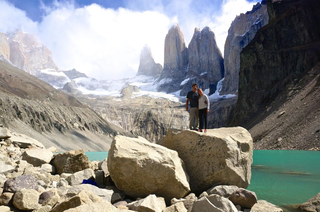 """Las Torres"" summit of Torres del Paine"