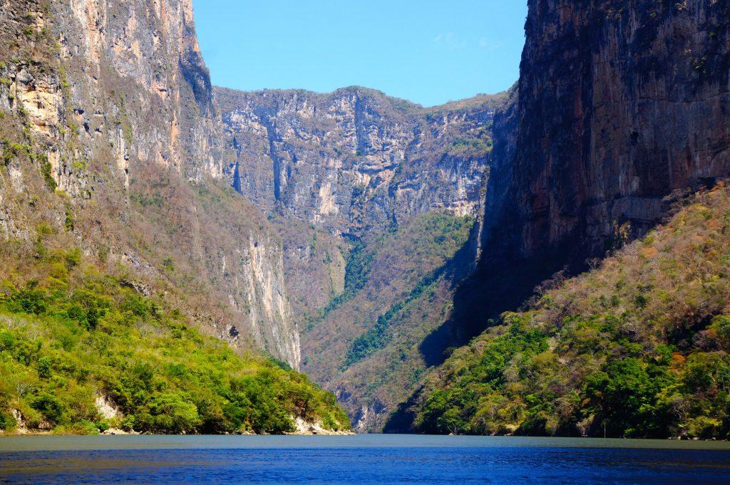 Sumidero Canyon Boat Tour from San Cristobal de las Casas Mexico