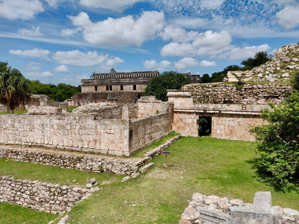 Kabah Mayan ruins on the Ruta Puuc near Merida