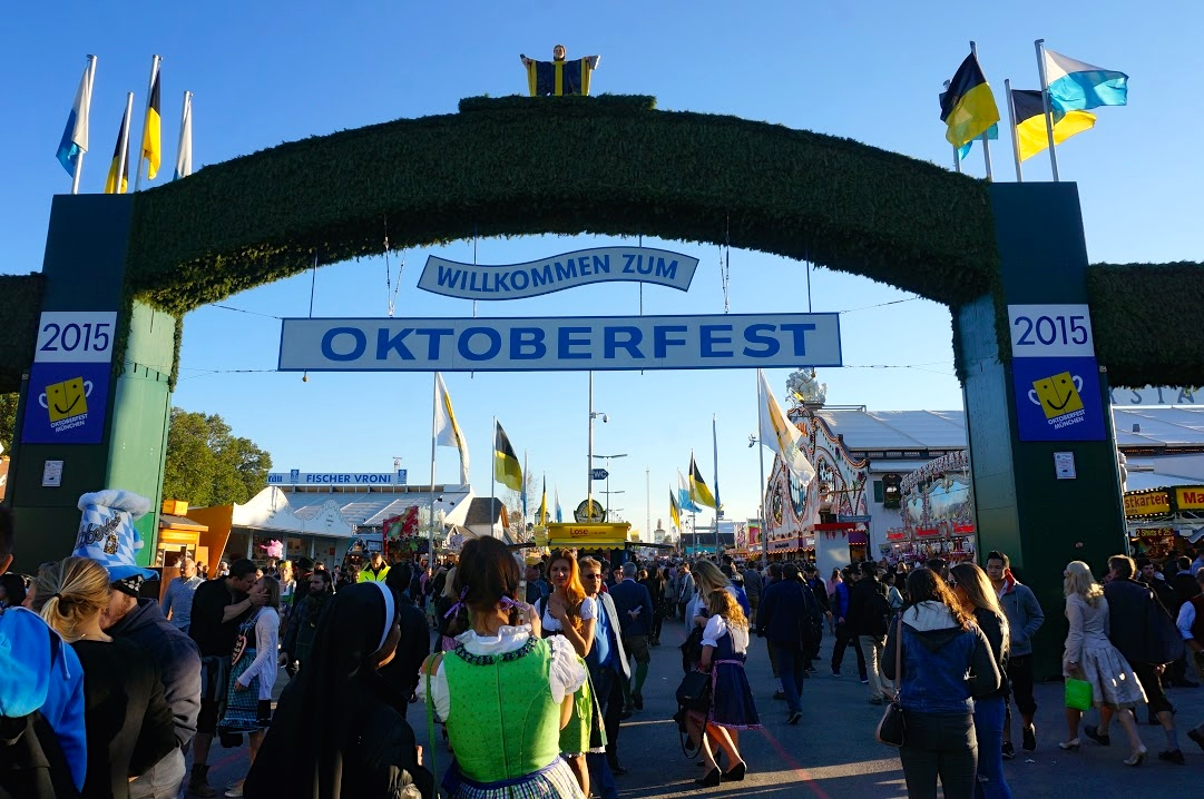 Travel Guide How To Have An Epic Oktoberfest For Cheap - 10 best tents to visit at oktoberfest in munich