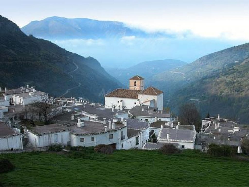 Bubion, Andalusia, Spain