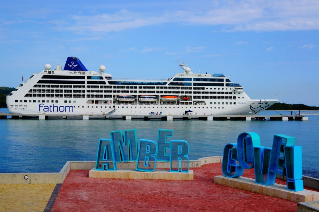 Fathom Adonia Review of this cruise to Puerto Plata Dominican Republic