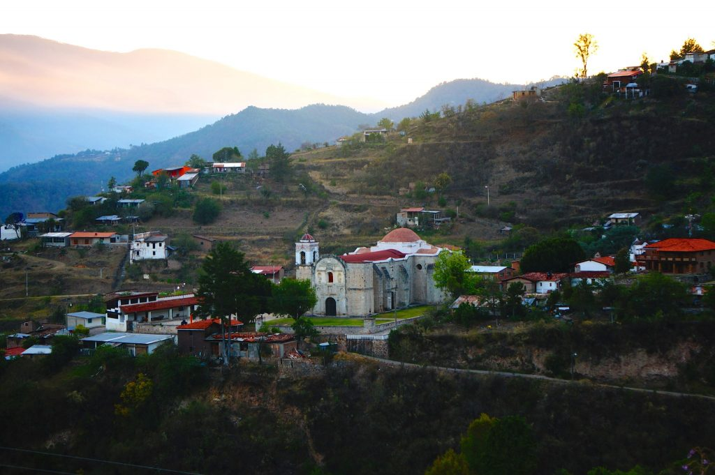 Lachatao is one of the charming villages that make up the Pueblos Mancomunados Oaxaca Mexico