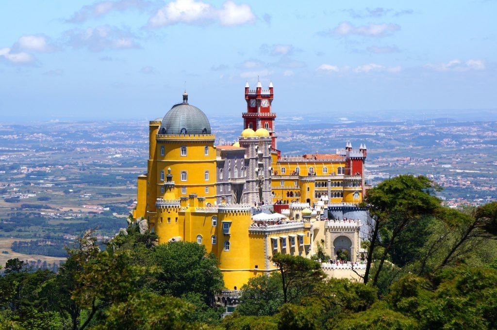 Sintra-castle