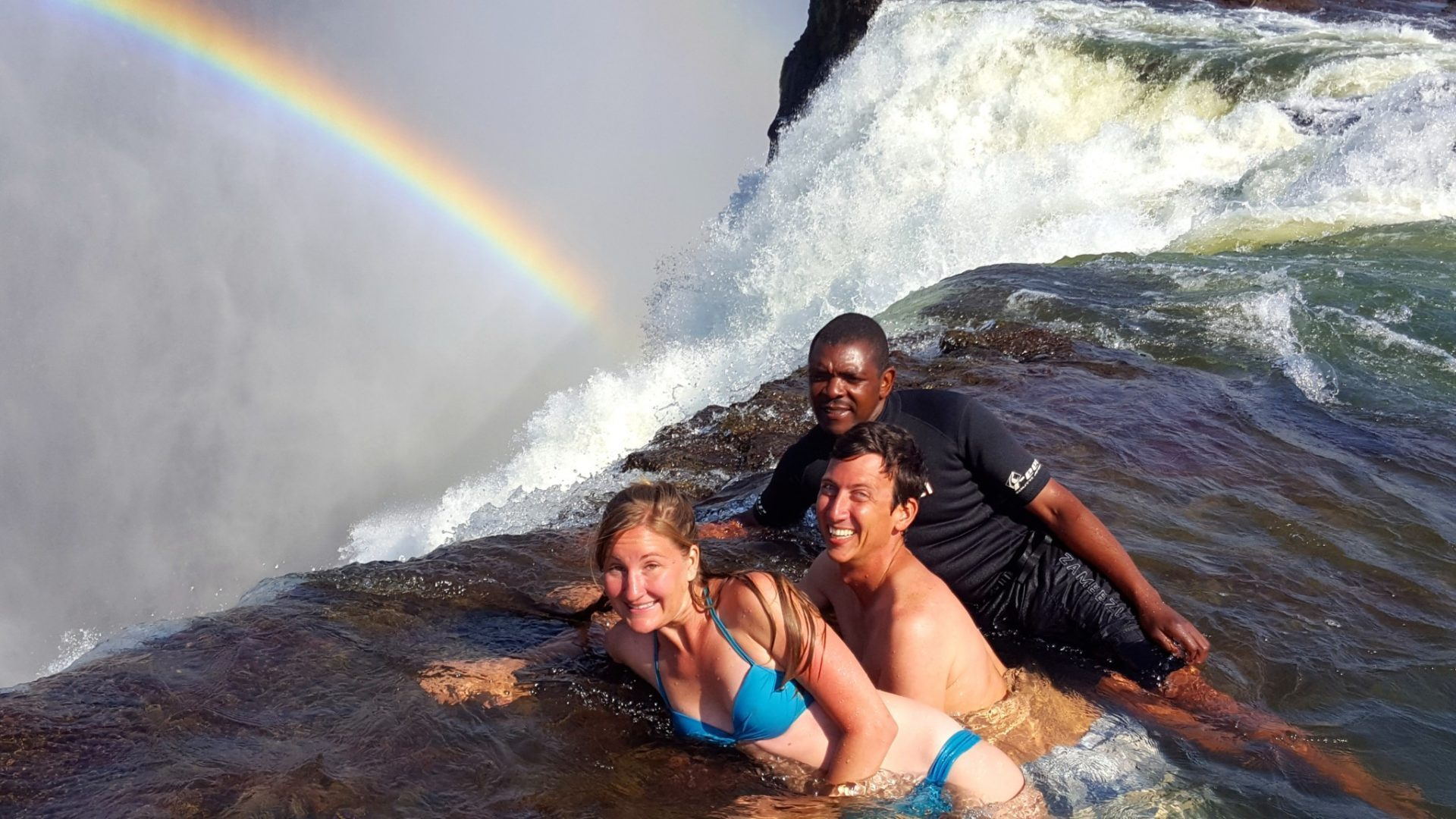 Best Time To Go Devil S Pool Victoria Falls