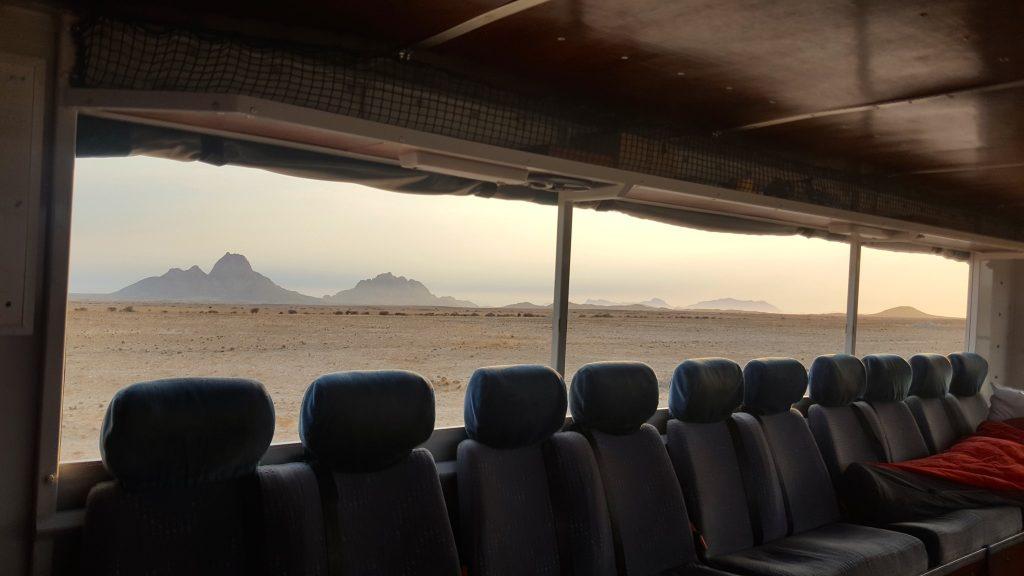 Oasis Overland truck seats