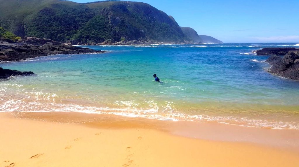 snorkeling storms river