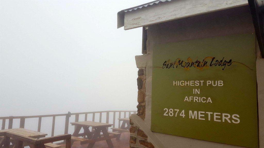 Sani Lodge - Highest Pub in Africa