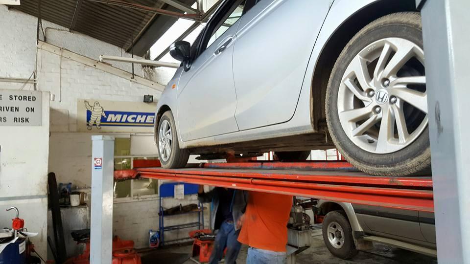 car repair in South Africa