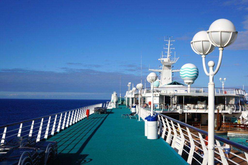 Pullmantur Monarch deck