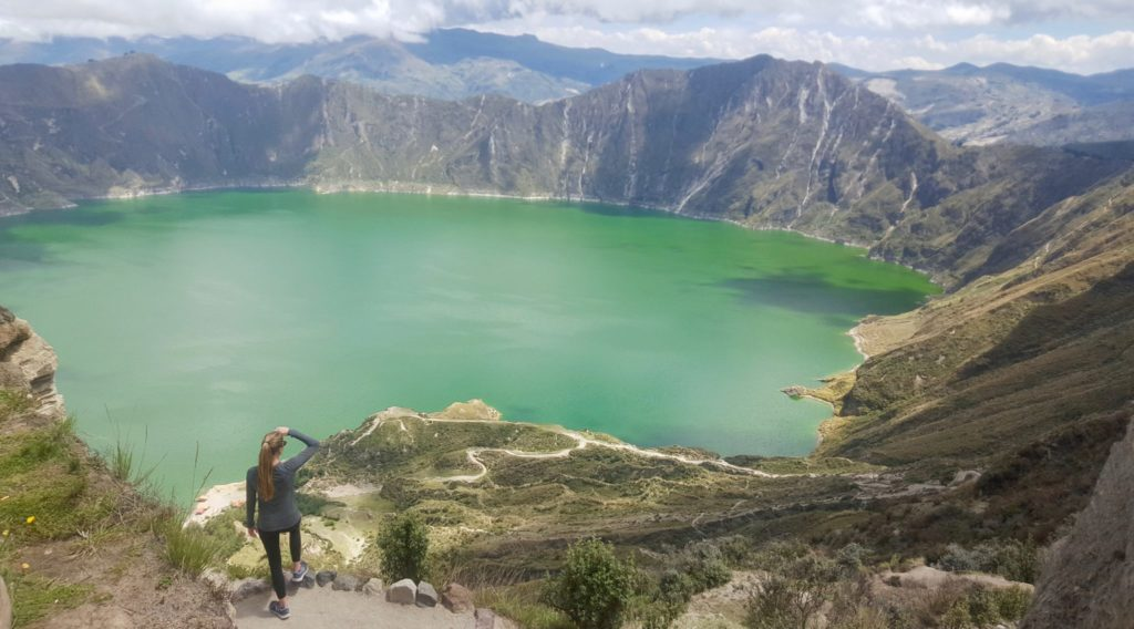 Laguna Quilotoa Crater Day Trip from Quito