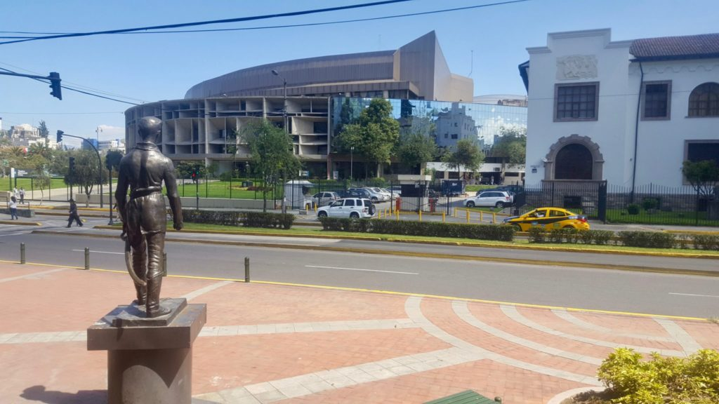 Quito Ecuador Museo Nacional