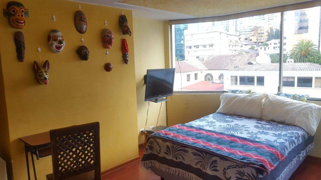 Quito Airbnb apartment rental