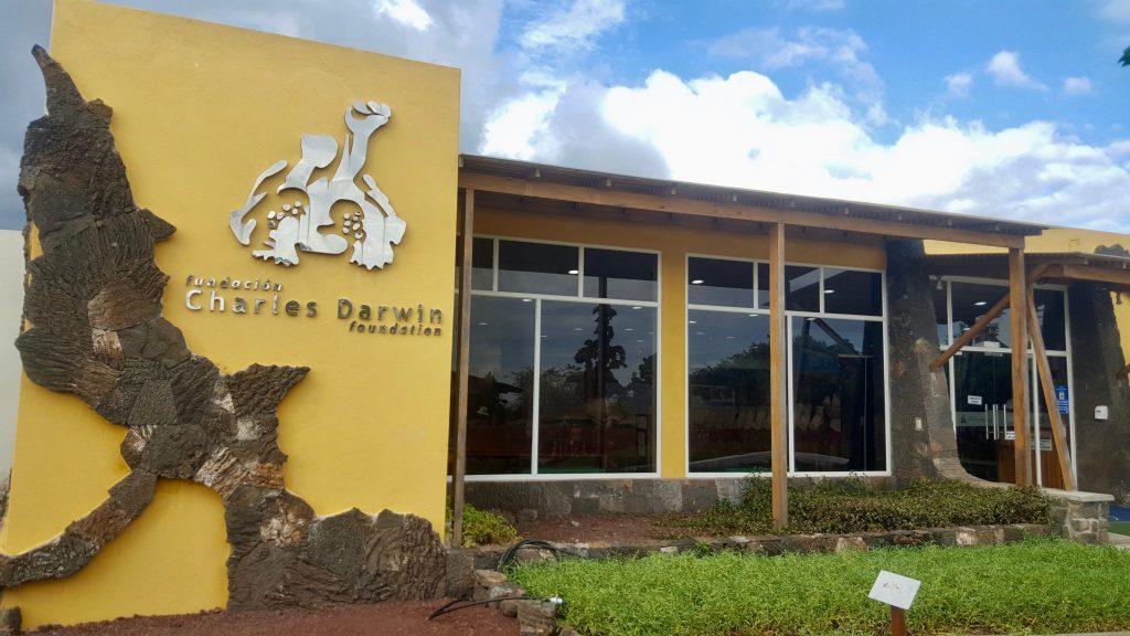 Darwin Center free Galapagos museum