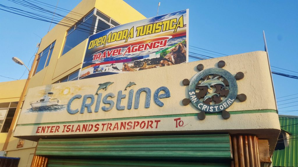 Cheap ferry tickets in the Galapagos
