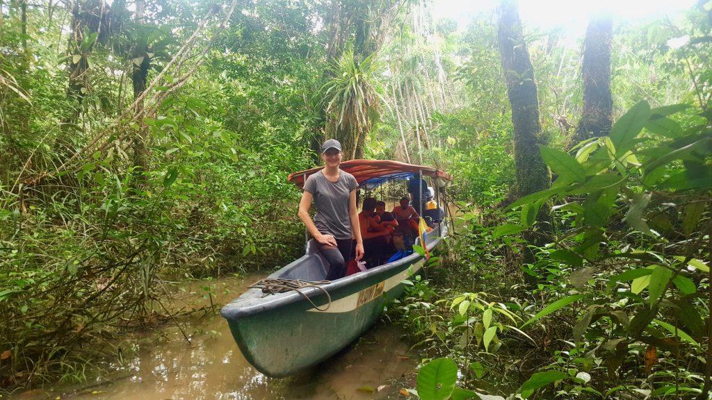 Yasuni National Park excursion from Nuevo Rocafuerte