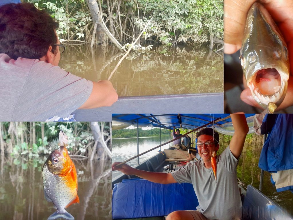 How To Travel Napo River: Coca to Iquitos + Yasuni Nat'l Park