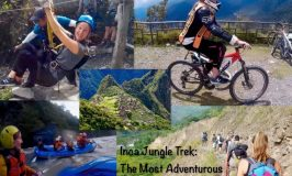 Inca Jungle Trek: The Most Adventurous Route to Machu Picchu