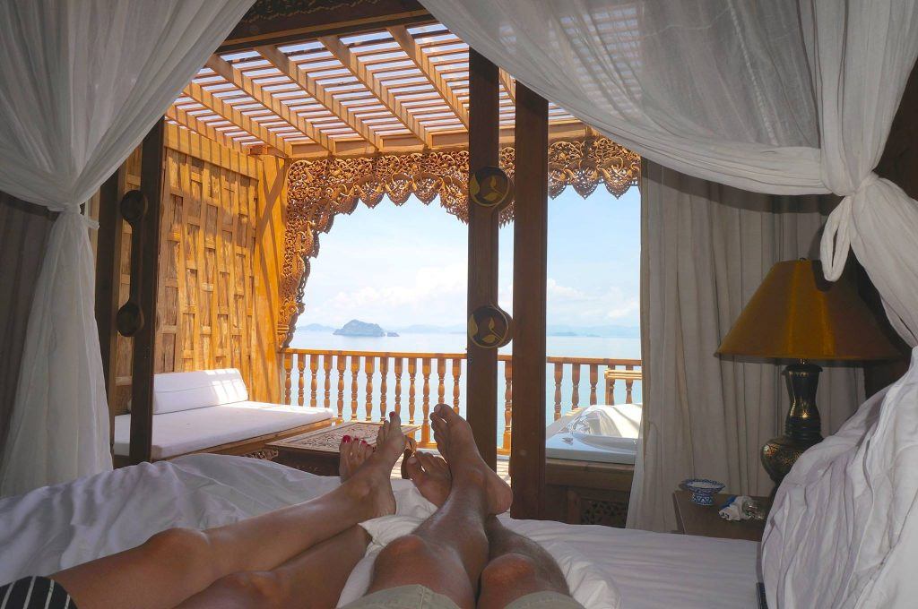 5-star hotel deal in Thailand
