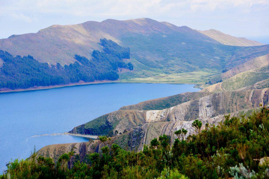 Isla del Sol Bolivia is so beautiful!
