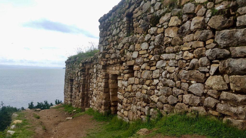 Pilko Kaina Inca Ruins on Isla del Sol