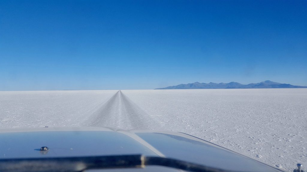 Salty Desert Aventours Offroad Salt Flat Tour of Salar de Uyuni