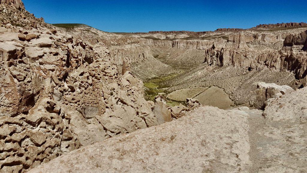 Alota Canyon Bolivia (Cañon de Alota)