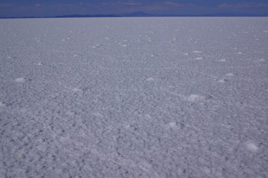 Salar Uyuni Bolivia Salt Flats