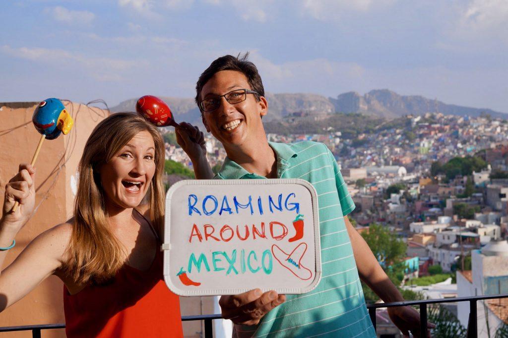 Roaming around Mexico
