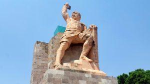 Pipila Monument Guanajuato