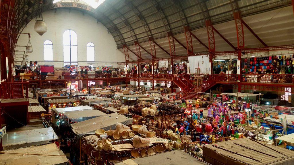 Mercado Hidalgo Guanajuato market