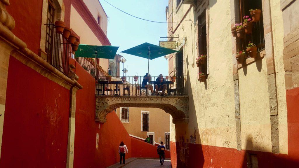 Santo Cafe Guanajuato Mexico