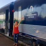 The New Tequila Herradura Express: So Much Fun!