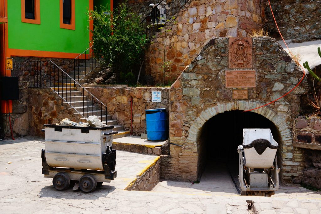 El Nopal Mines Guanajuato (El Nopal Minas)