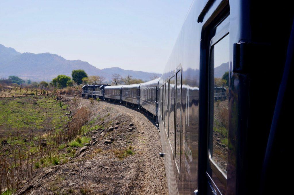 Tequila Herradura Express train