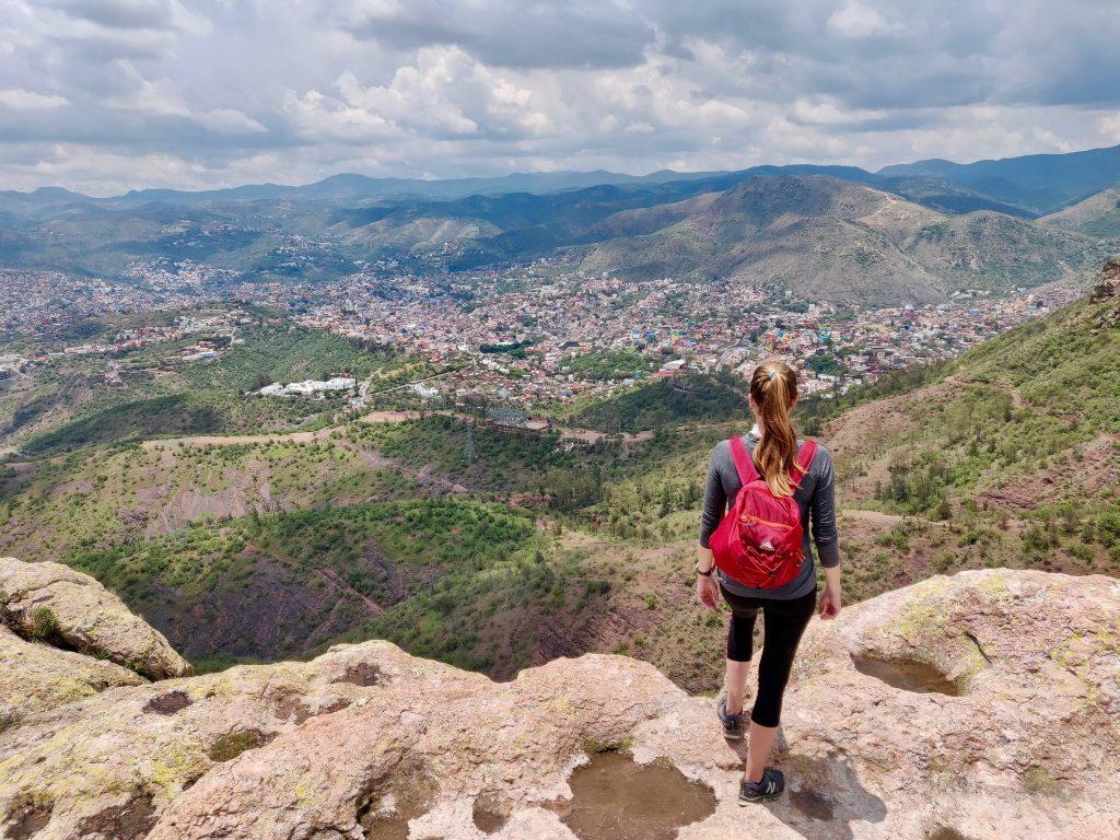 La Bufa hike Guanajuato