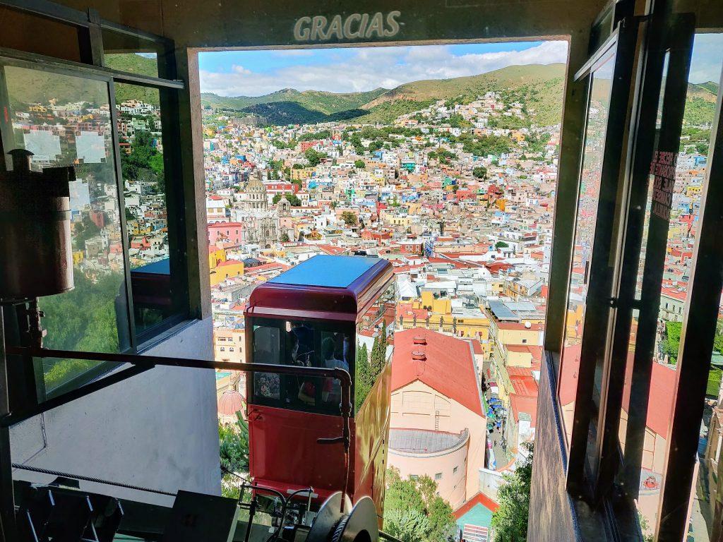 Guanajuato funicular
