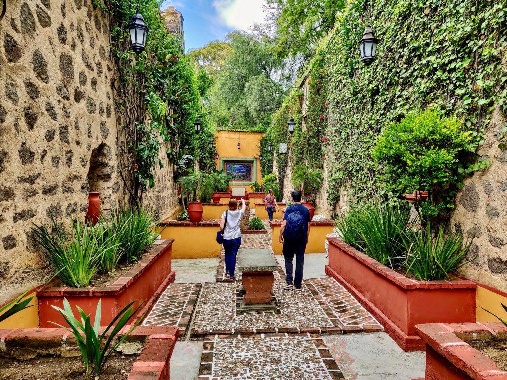 Hacienda San Gabriel de Barrera Guanajuato