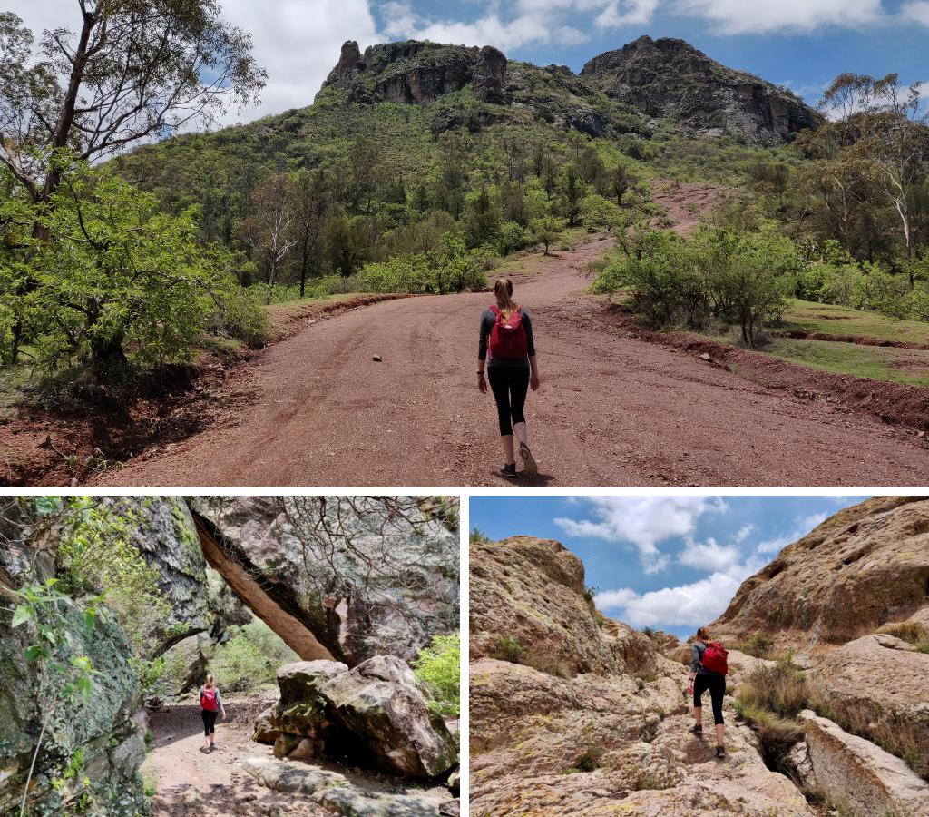 Hiking to La Bufa Guanajuato