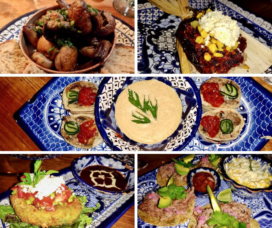 los campos menu items guanajuato restaurant