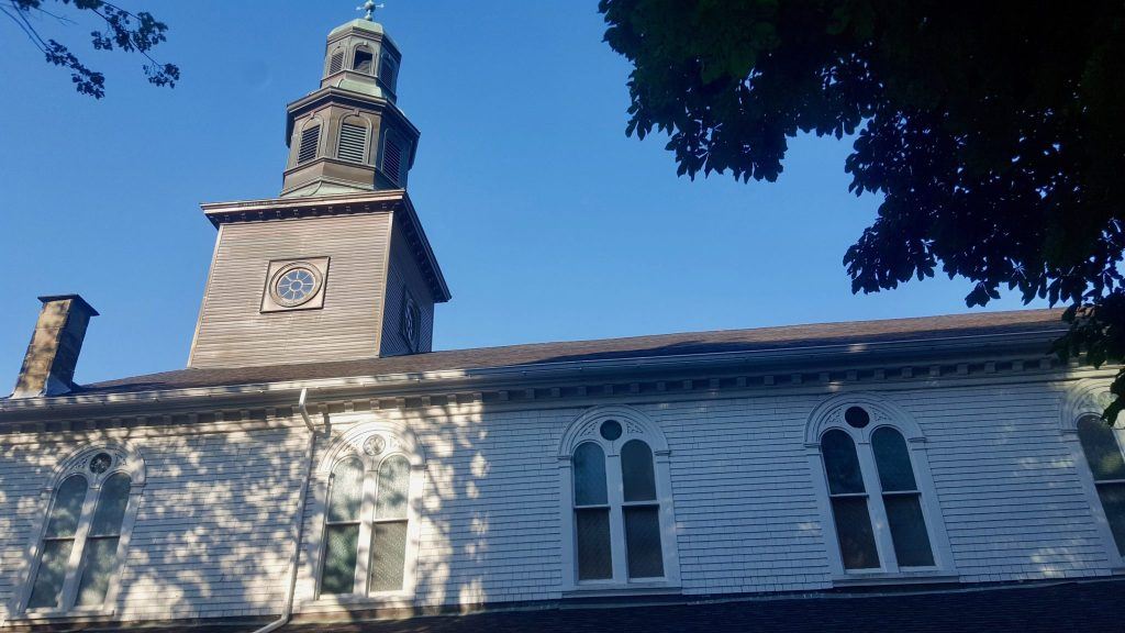 St Paul's church Halifax Nova Scotia