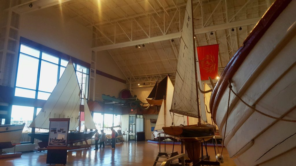 Halifax Maritime Museum has free admission on Tuesday nights