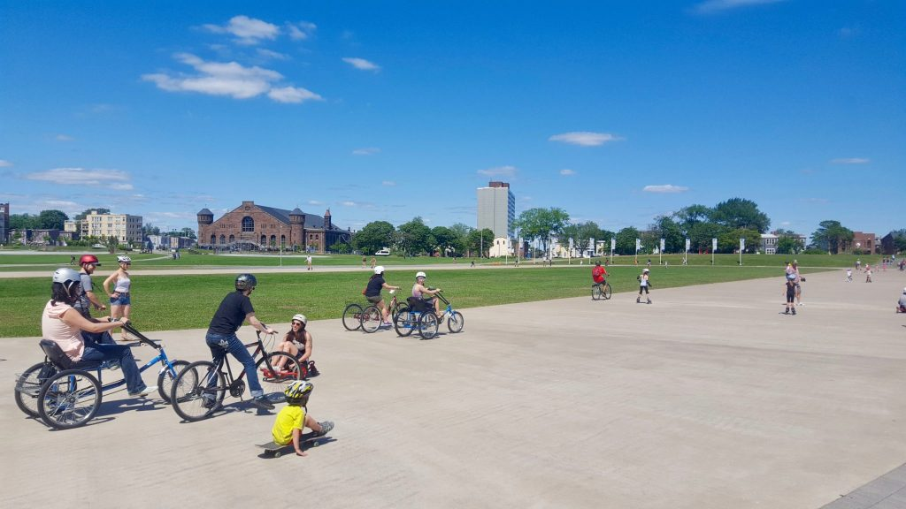skating at Emera Oval is a free thing to do in Halifax on a budget